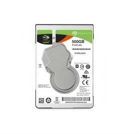 SEAGATE - Desk SSHD FireCuda 500GB 2.5P SATA 6Gb/s