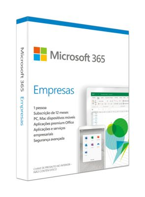 MICROSOFT - 365 BUS STD RETAIL PT EUROZONE SUBSCR 1YR MEDIALESS P6