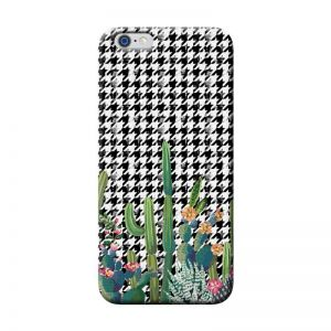 BENJAMINS - Hot Fabric iPhone 6 / 6S (pied de poule)