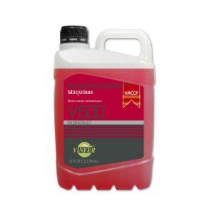 VINFER - Desincrustante Maquina Lavar Loica Vinfer HACCP - 5 Litros