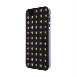 VCUBED3 - Metal Square iPhone 5 (black / gold)