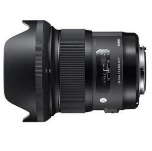 SIGMA - Objetiva 24mm/1.4 (A) DG HSM para Canon