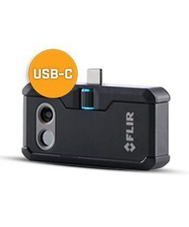 FLIR - FLIR ONE PRO FOR ANDROID (USB-C)    - 50706