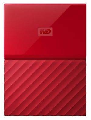 WESTERN DIGITAL - MY PASSPORT WDBYFT0020BRD 2 TB - USB 3.0