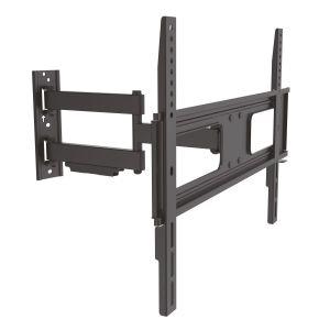 TOOQ - Suporte para Monitor/TV 37-70P LP6070TN-B / Giratorio / Inclinavel - Preto