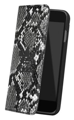 ADIDAS - BOOKLET CASE FW15 IPHONE 6/6S (SNAKE BLACK)