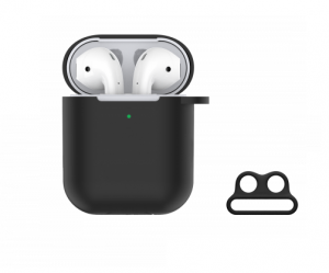 DEVIA - Naked Case AirPods (Black)