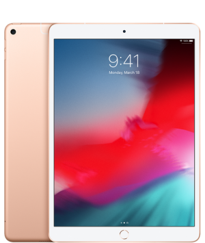 APPLE - 10.5P iPad Air Wi-Fi + Cellular 256GB - Gold