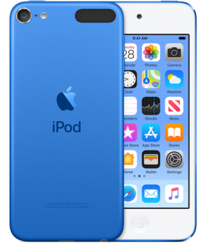 APPLE - iPod touch 256GB - Azul