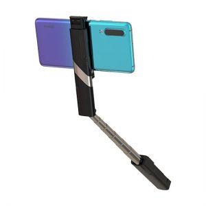 DEVIA - Mini Selfie Stick Sem Fios Leisure Series - Preto
