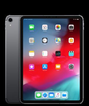 APPLE - 11-inch iPad Pro Wi-Fi + Cellular 1TB - Space Grey