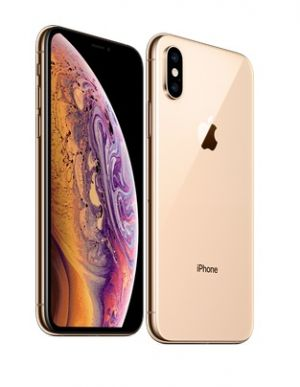 APPLE - iPhone XS 64GB Gold