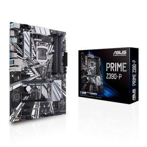 ASUS - MOTHERBOARD PRIME Z390-P: SK 1151/4XDDR4/HDMI/DP/6 USB 3.1/ ATX