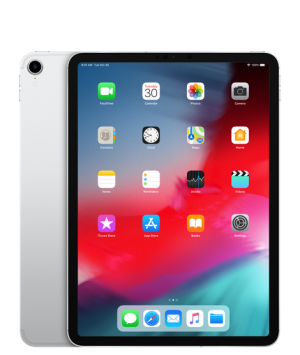 APPLE - 11-inch iPad Pro Wi-Fi 1TB - Silver