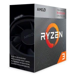 AMD - Ryzen 3 3200G 4 Cores 3.6GHz 2/4Mb AM4