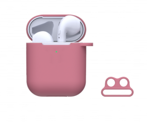 DEVIA - Naked Case AirPods (Pink)