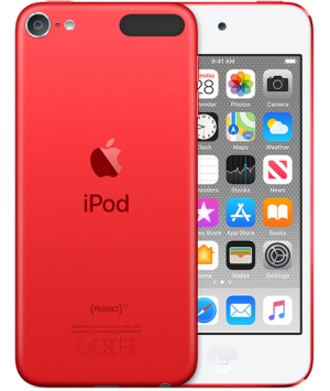 APPLE - iPod touch 128GB - PRODUCT(RED) / Vermelho
