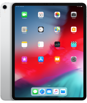 APPLE - 12.9-inch iPad Pro Wi-Fi 512GB - Silver