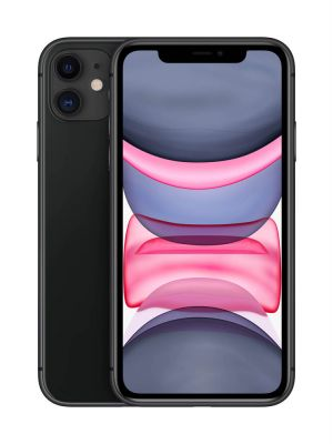 APPLE - iPhone 11 64GB Preto