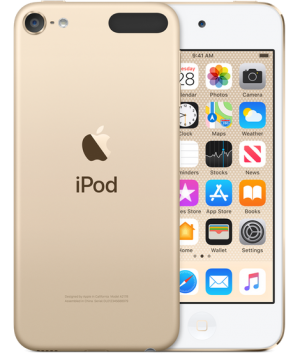 APPLE - iPod touch 128GB - Dourado