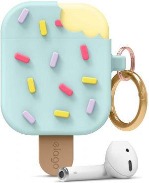 ELAGO - Capa de Prote? (Ice Cream) para AirPods - Menta