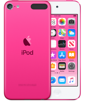 APPLE - iPod touch 128GB - Rosa