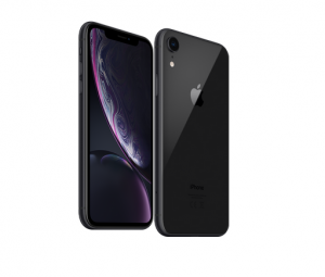 APPLE - iPhone XR 64GB Black