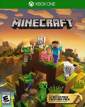 MICROSOFT - GAME MINECRAFT MASTER COLLECTION P/XBOX ONE - 44Z-00145