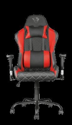 TRUST - Cadeira Gaming Resto GXT707 - Vermelho/Preto