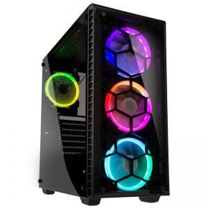 NETDREAM - DESKTOP / AMD B450-PLUS / Ryzen 5 3600XT / 16GB (3200MHz) / NVIDIA GTX1650 SUPER TUF 4GB OC / 500Gb NVME