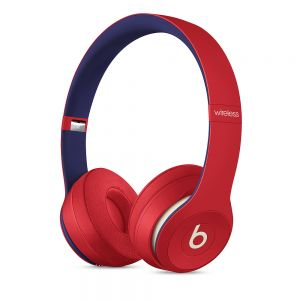 APPLE - Beats Ascultadores Beats Solo3 Wireless - Beats Club Collection - Club Red