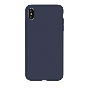 DEVIA - Nature Series Capa de Silicone Iphone XS /X 5.8P Azul