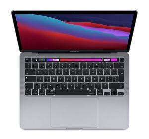 APPLE - MacBook Pro 13 M1 / 16GB / 1TB Space Grey (MYD92PO/A+16GB+1TB)