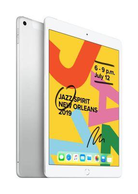 APPLE - iPad 10.2P (7a Ger.) Wi-Fi + Cellular 128GB - Prateado