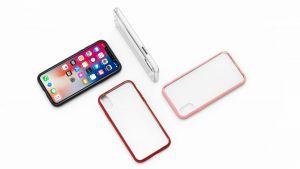 DEVIA - Elegant Capa Anti-Shock Iphone XS Max 6.5P Vermelha