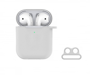 DEVIA - Naked Case AirPods (LH) White