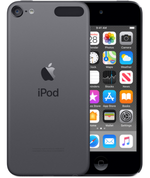 APPLE - iPod touch 256GB - Cinzento Sideral