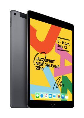 APPLE - iPad 10.2P (7a Ger.) Wi-Fi + Cellular 32GB - Cinzento Sideral