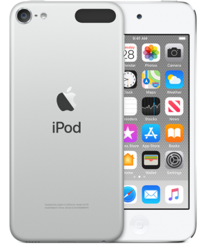 APPLE - iPod touch 32GB - Prateado
