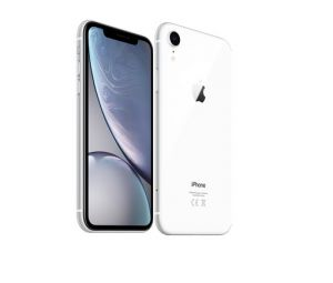 APPLE - iPhone XR 128GB White