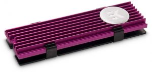 EKWB - Cooler Discos EK-M.2 NVMe Lilás