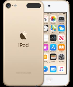APPLE - iPod touch 256GB - Dourado