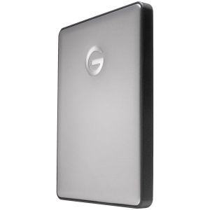G-Technology - Disco Externo G-DRIVE USB-C 2TB - Cinzento Sideral