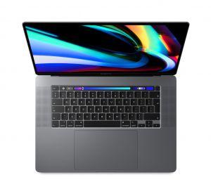 APPLE - MacBook Pro 16P com Touch Bar / Intel Core i7 9ª Ger. 6?core 2.6 GHz / 16GB / 512GB / RDPRO 5300M / Cinzento Sideral