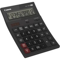CANON - AS-1200 HB EMEA - Ecrã LCD inclinado vertical, Dígitos 12, Tipo semi desktop