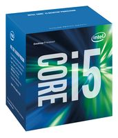 Intel Core ® ™ i5-6600K Processor (6M Cache, up to 3.90 GHz) 3.5GHz 6MB Smart Cache Caixa processador