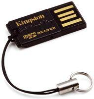 Kingston Technology FCR-MRG2 USB 2.0 Preto leitor de cartões