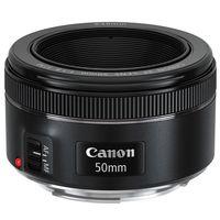 Canon EF 50mm f/1.8 STM SLR Telephoto lens Preto