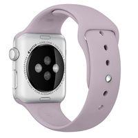 Apple MLL22ZM/A Banda Lavanda Fluoroelastómero acessório de relógio inteligente