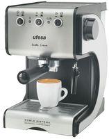 UFESA - MAQUINA CAFE EXPRESSO 1050W 15BAR